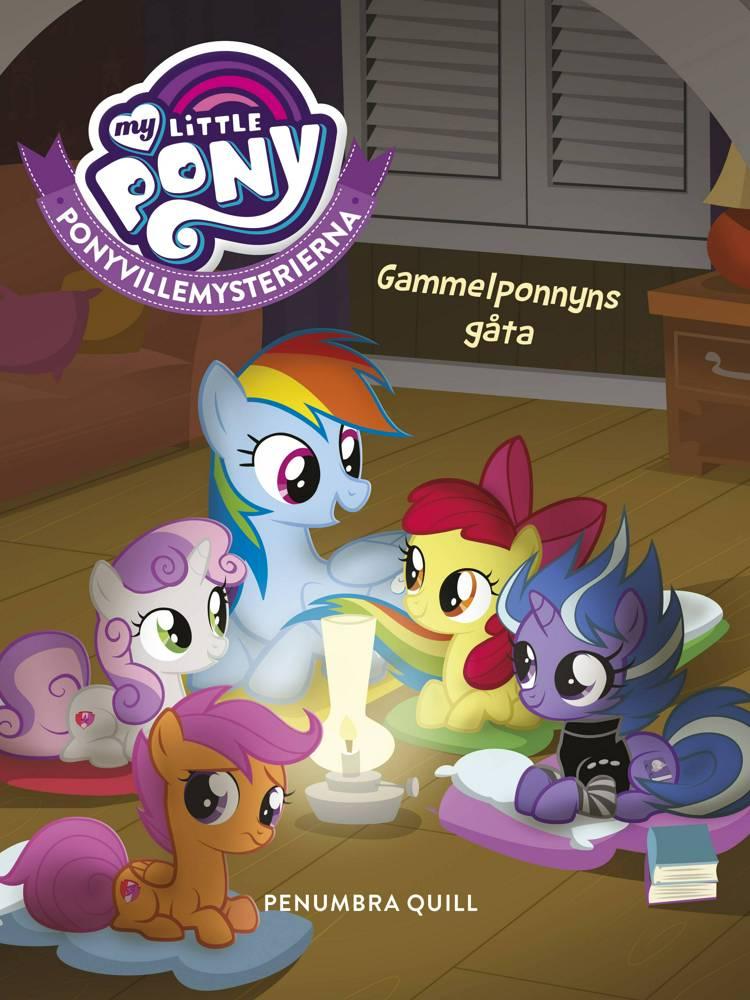 Ponyvillemysterierna 3 - Gammelponnyns gåta af Penumbra Quill