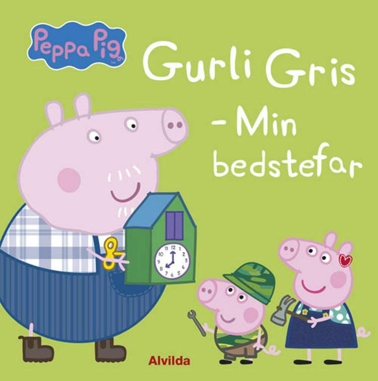 Peppa Pig - Gurli Gris - Min bedstefar (sæt a 3)