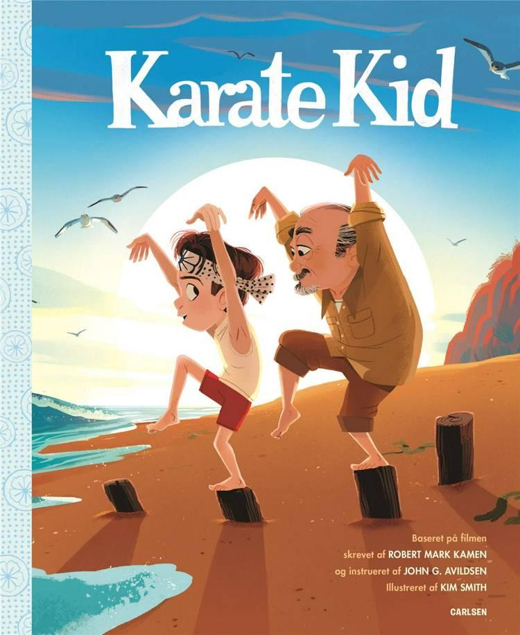 Karate Kid af John G. Avildsen og Robert Mark Kamen