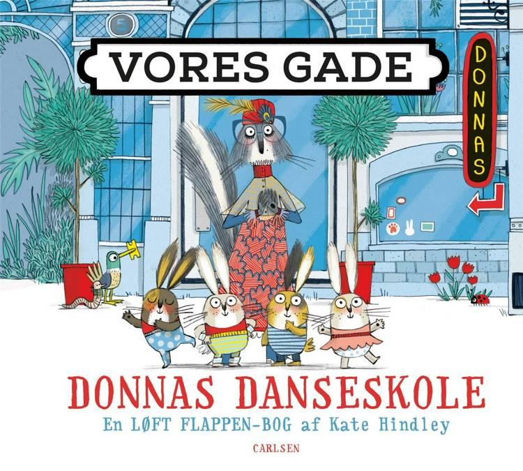 Vores Gade: Donnas danseskole