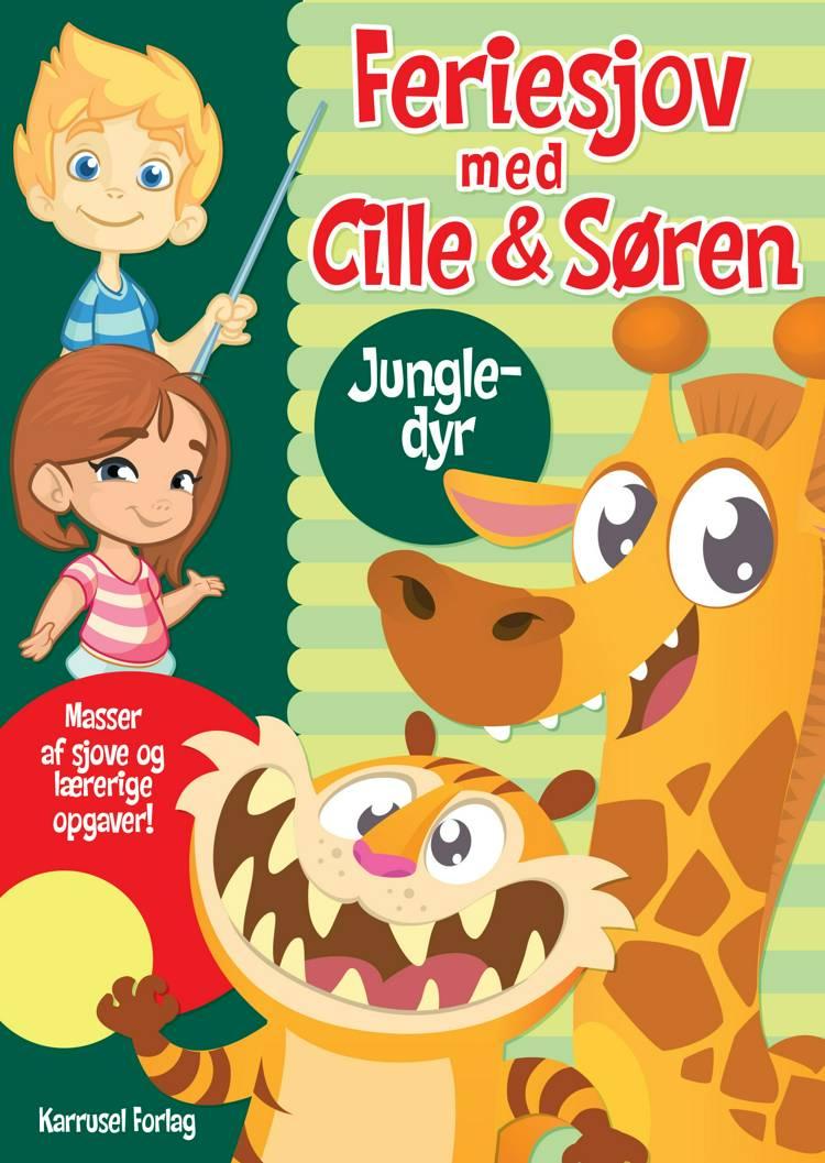 Feriesjov med Cille og Søren - Jungledyr
