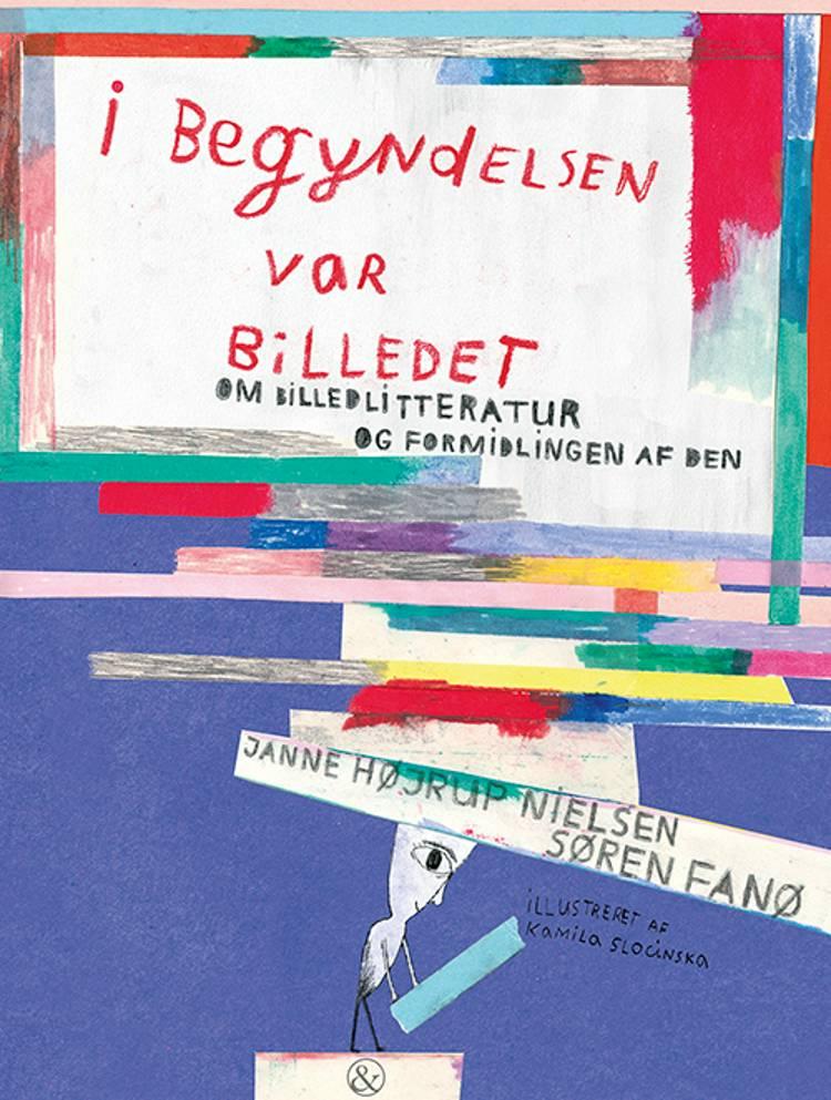 I begyndelsen var billedet af Søren Fanø og Janne Højrup Nielsen
