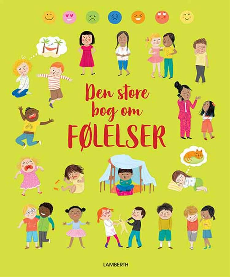 Den store bog om følelser af Felicity Brooks