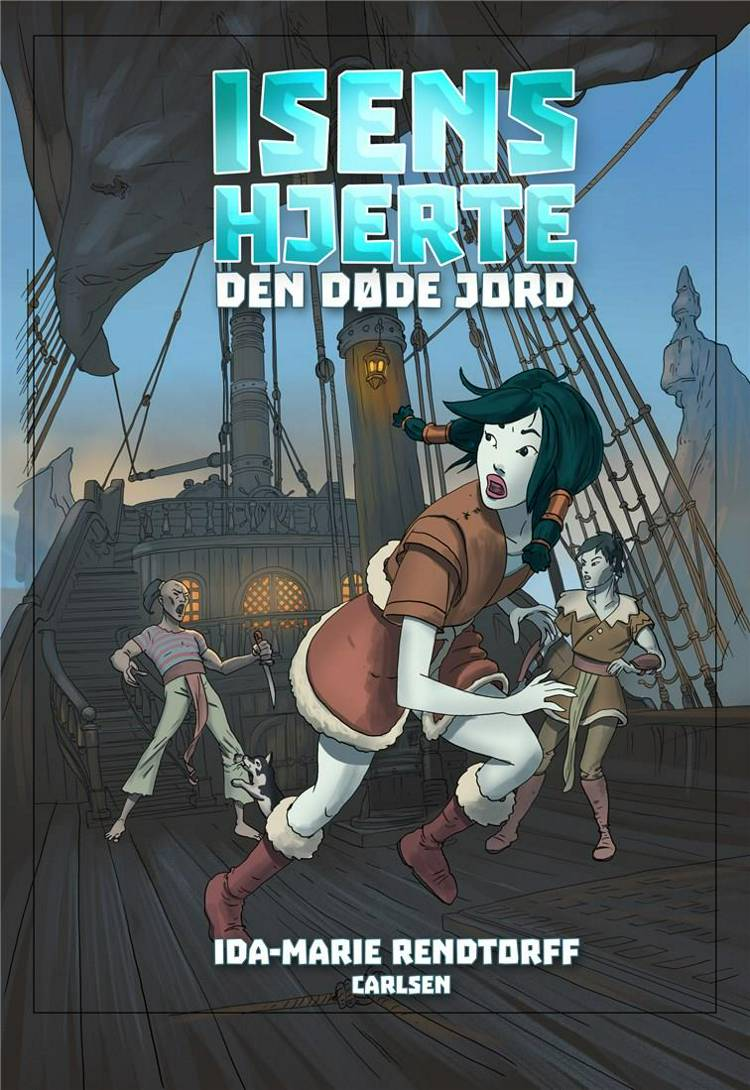 Isens hjerte (3) - Den døde jord af Ida-Marie Rendtorff