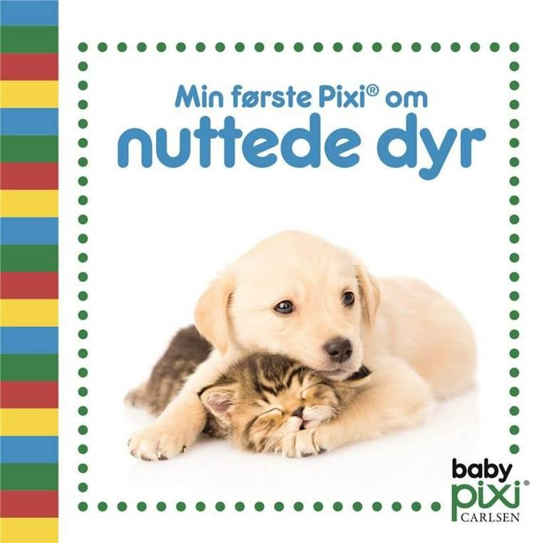 Min første Pixi® om nuttede dyr