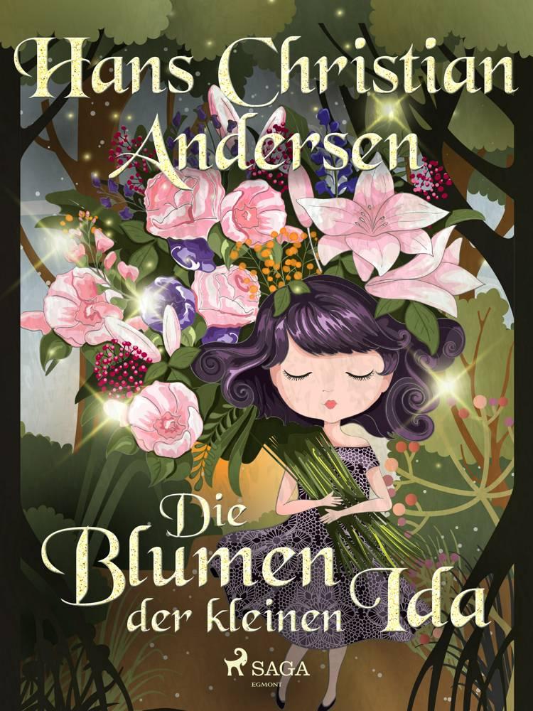 Die Blumen der kleinen Ida af H.C. Andersen