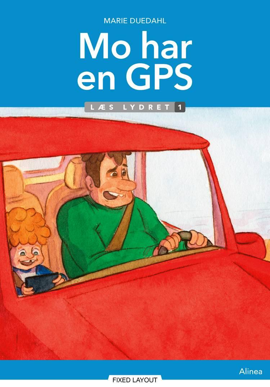Mo har en GPS, Læs lydret af Marie Duedahl