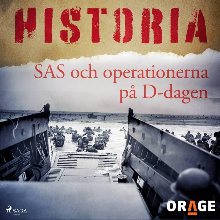 SAS och operationerna på D-dagen af Orage