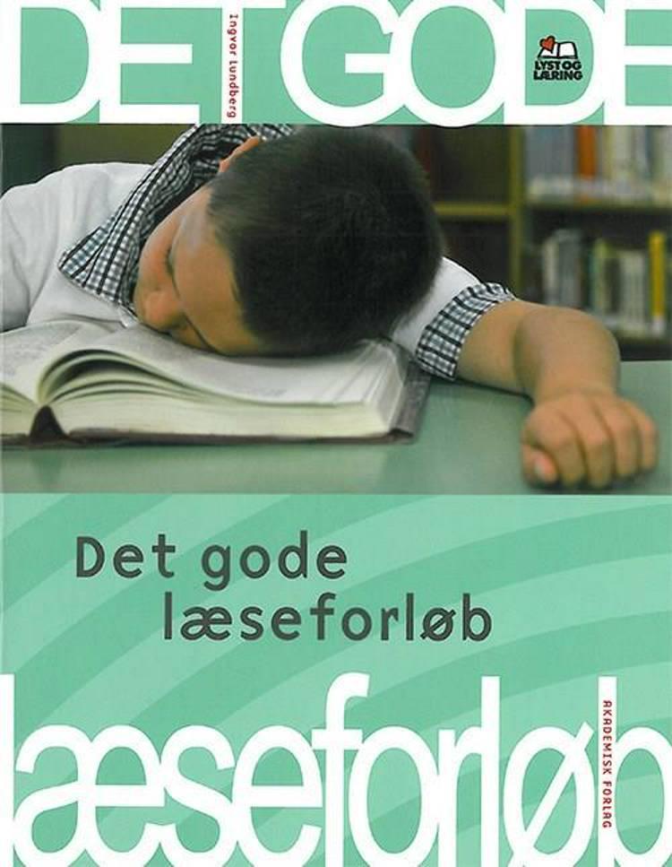 Det gode læseforløb af Ingvar Lundberg, Karin Erbo Jensen og Katarina Herrlin