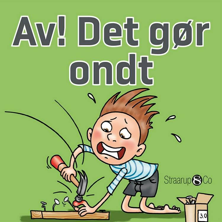 Av! Det gør ondt af Marianne Randel Søndergaard