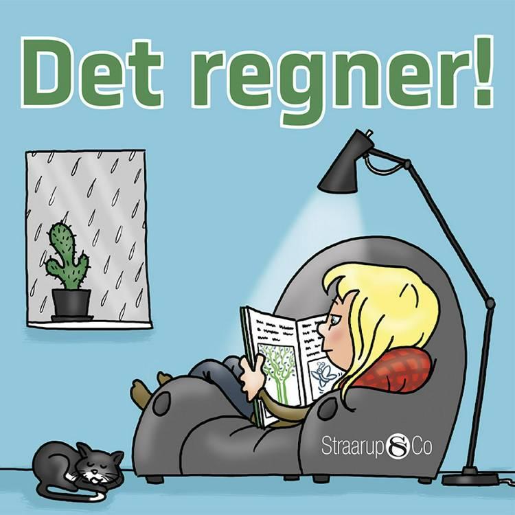 Det regner! af Marianne Randel Søndergaard
