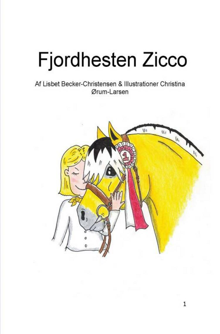 Fjordhesten Zicco af Lisbet Becker-Christensen