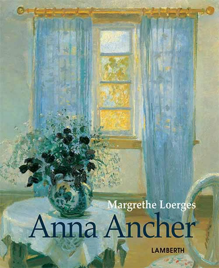 Anna Ancher af Margrethe Loerges
