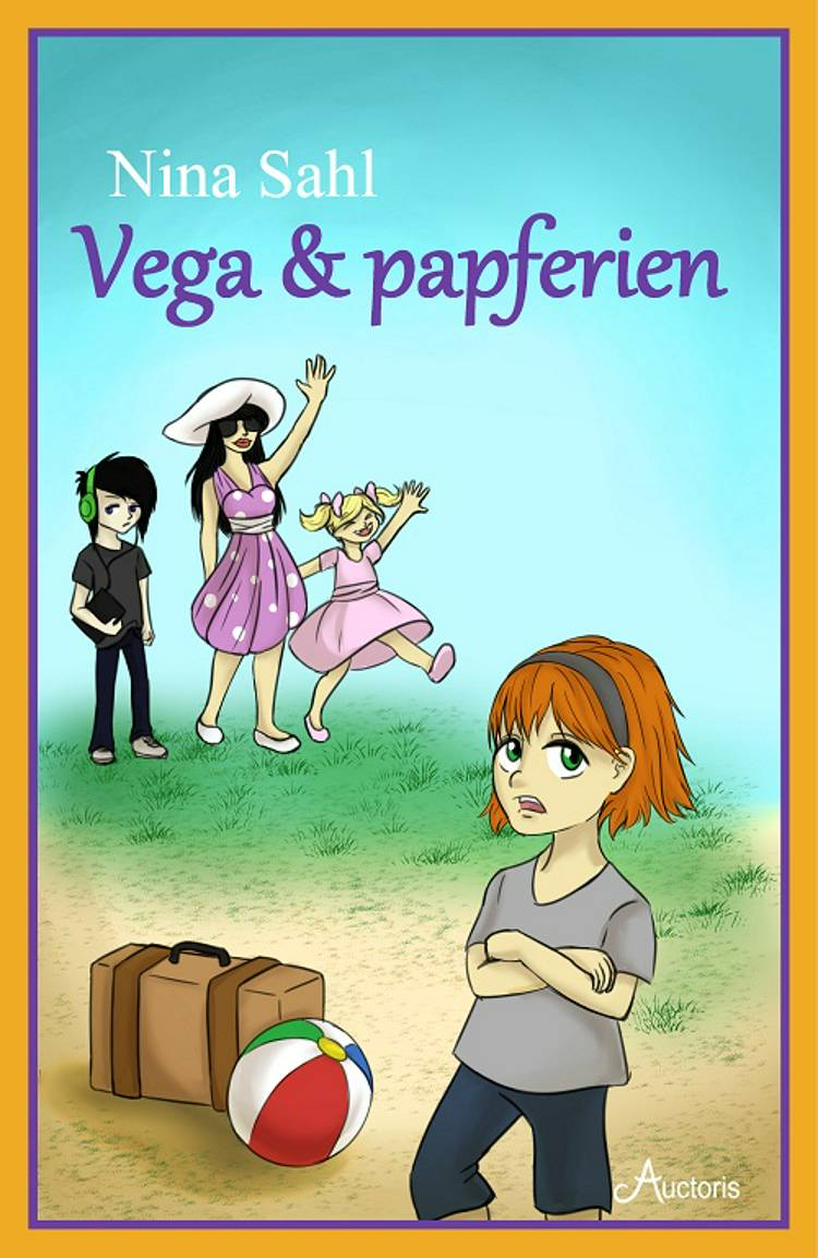 Vega & papferien af Nina Sahl