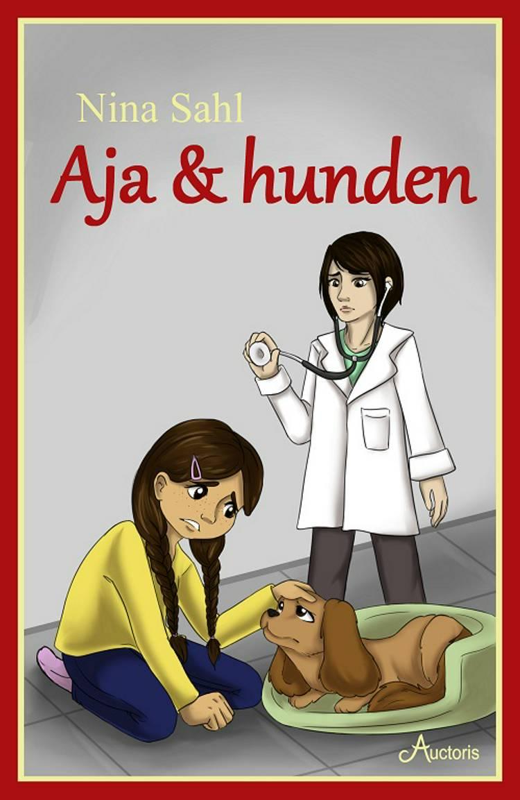 Aja og Hunden af Nina Sahl
