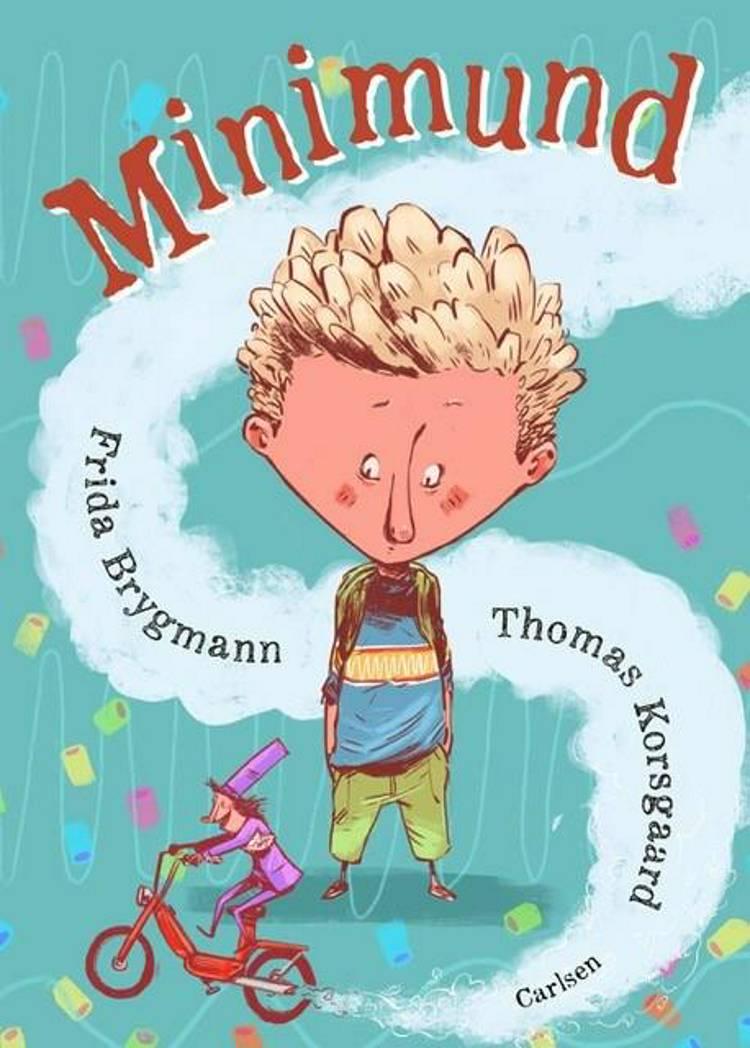 Minimund af Thomas Korsgaard og Frida Brygmann