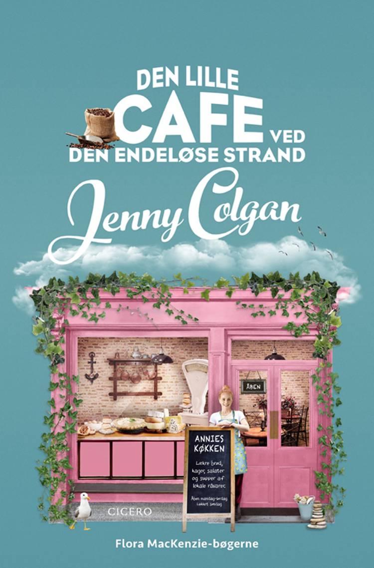 Den lille cafe ved den endeløse strand af Jenny Colgan