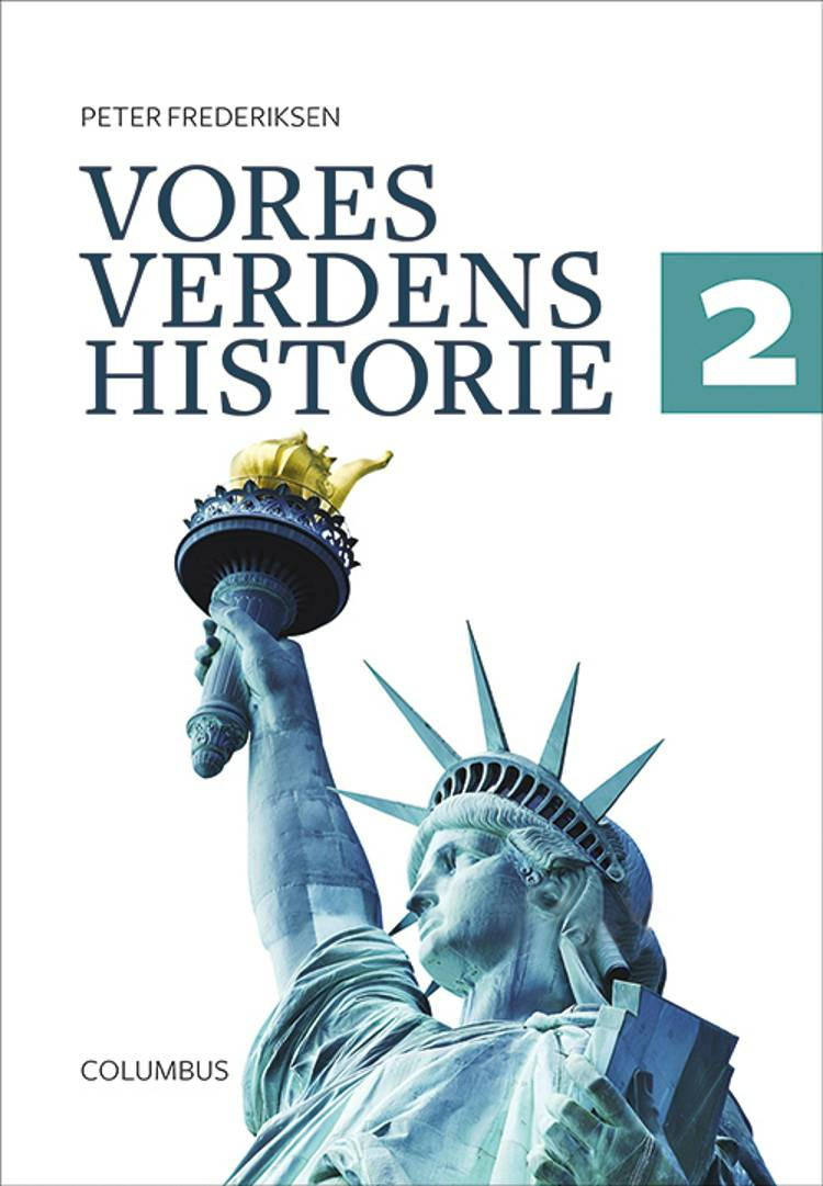 Vores verdenshistorie 2 af Peter Frederiksen
