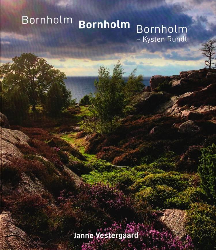 Bornholm, Bornholm, Bornholm - Kysten rundt af Janne Vestergaard