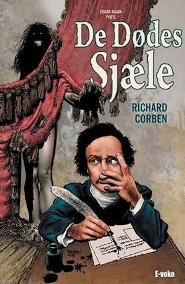 De Dødes Sjæle af Edgar Allan Poe og Richard Corben