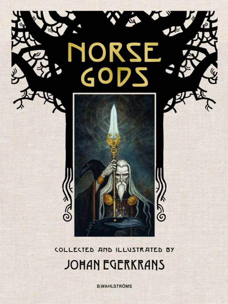 Norse gods af Johan Egerkrans