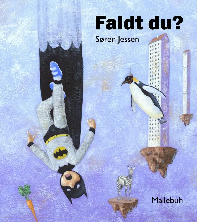 Faldt du? af Søren Jessen
