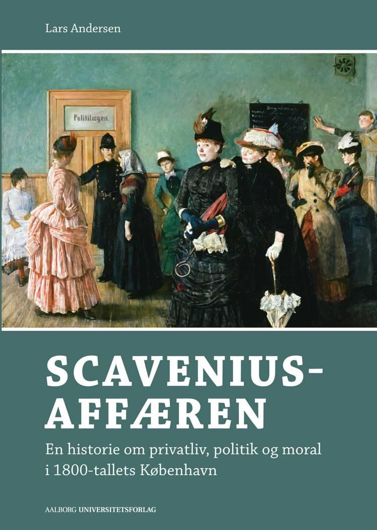 Scavenius-Affæren af Lars Andersen