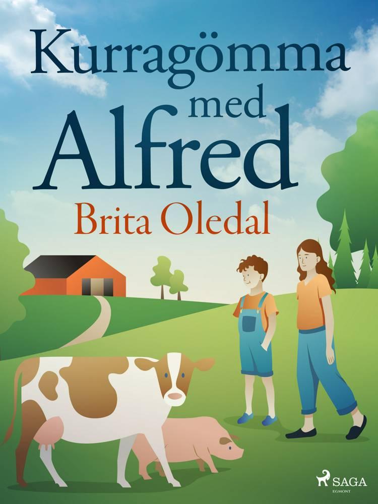 Kurragömma med Alfred af Brita Oledal