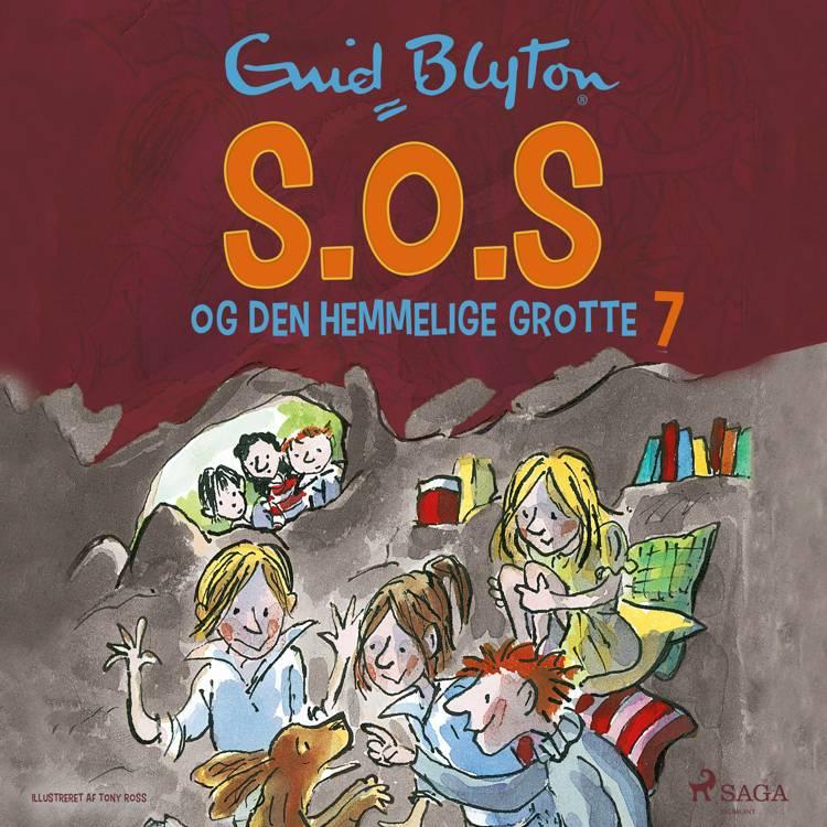 S.O.S og den hemmelige grotte (7) af Enid Blyton