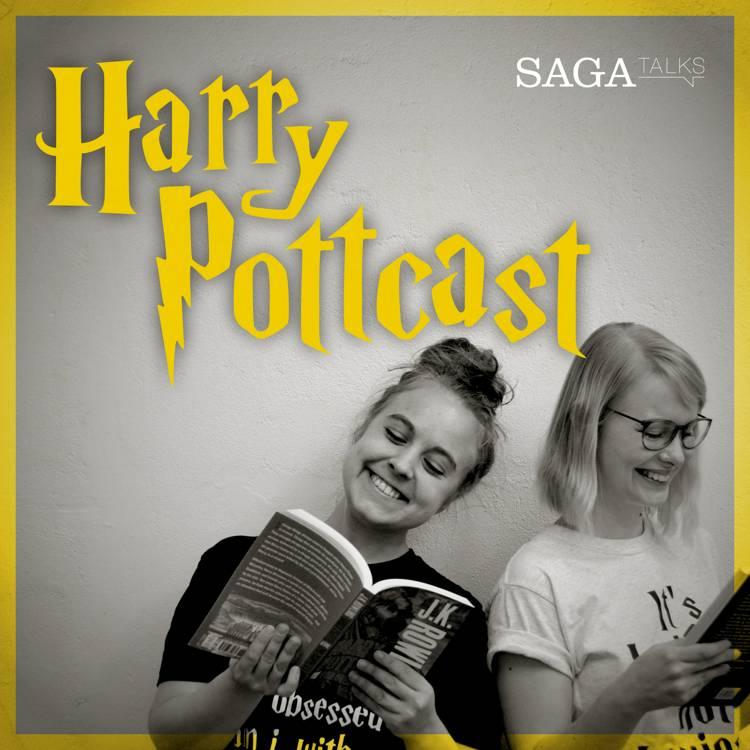 Harry Pottcast & Fangen fra Azkaban #13 af Amalie Dahlerup Hermansen og Nanna Bille Cornelsen
