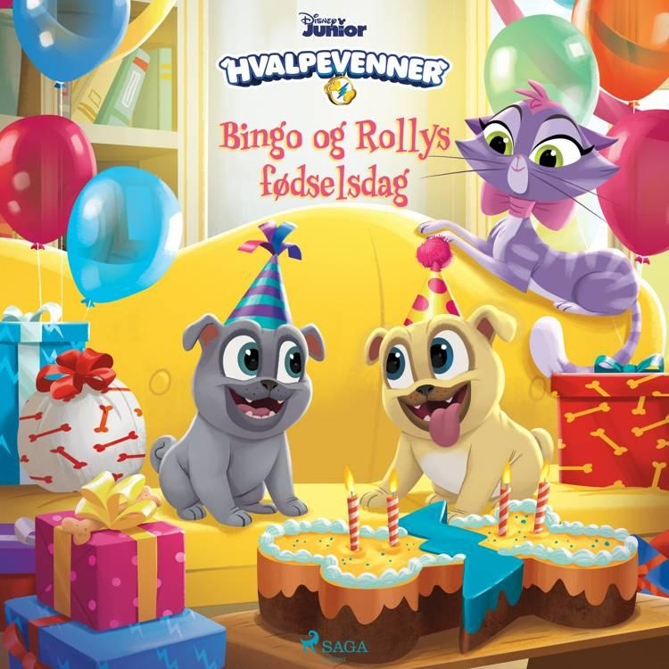 Hvalpevenner - Bingo og Rollys fødselsdag af Disney