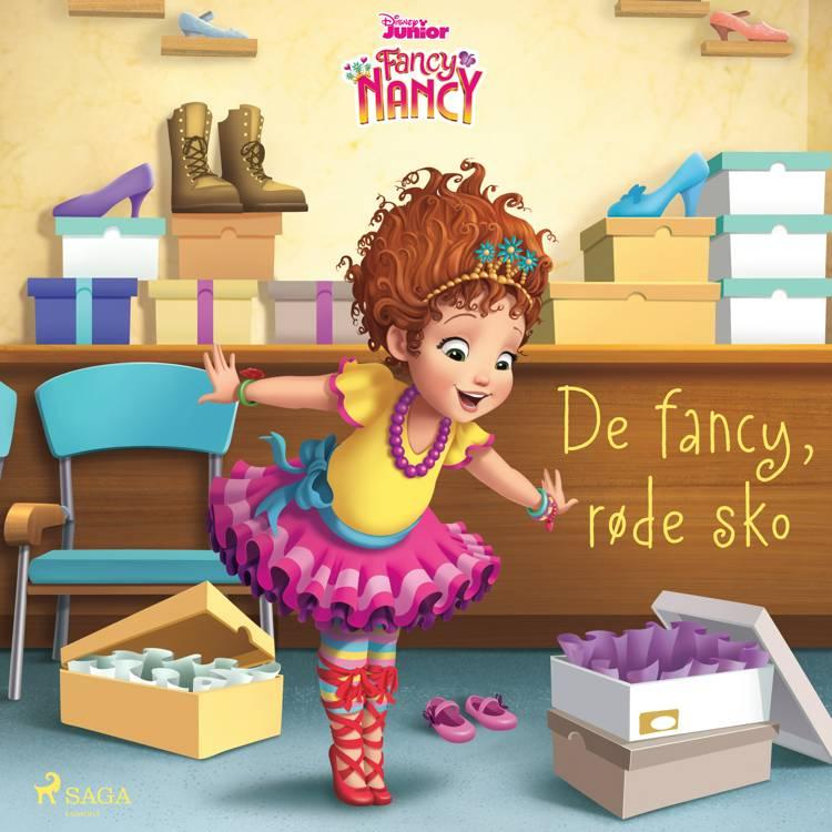 Fancy Nancy - De fancy, røde sko af Disney