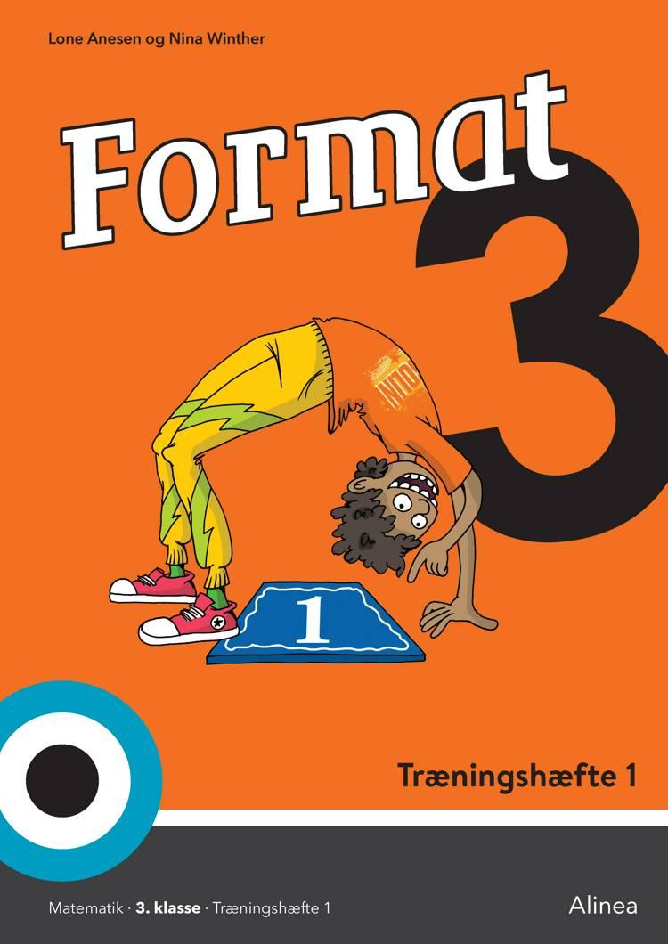 Format 3, Træningshæfte 1 af Lone Anesen og Nina Winther Arnt