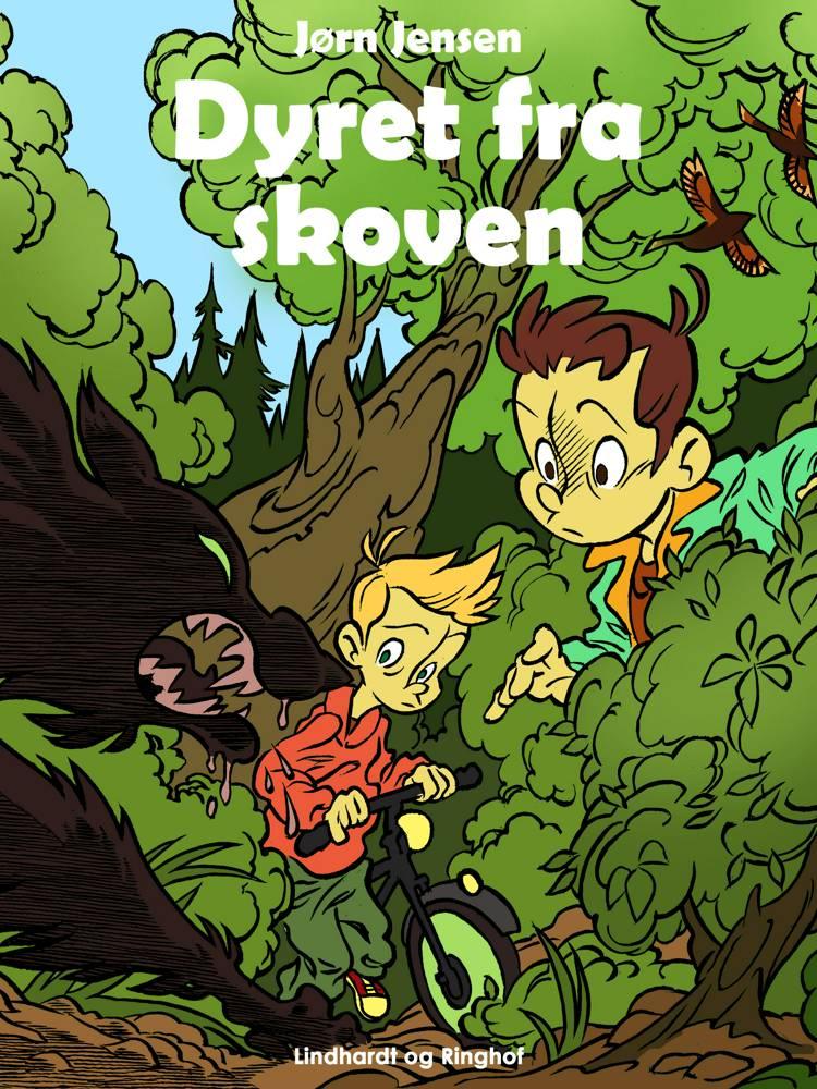 Dyret fra skoven af Jørn Jensen