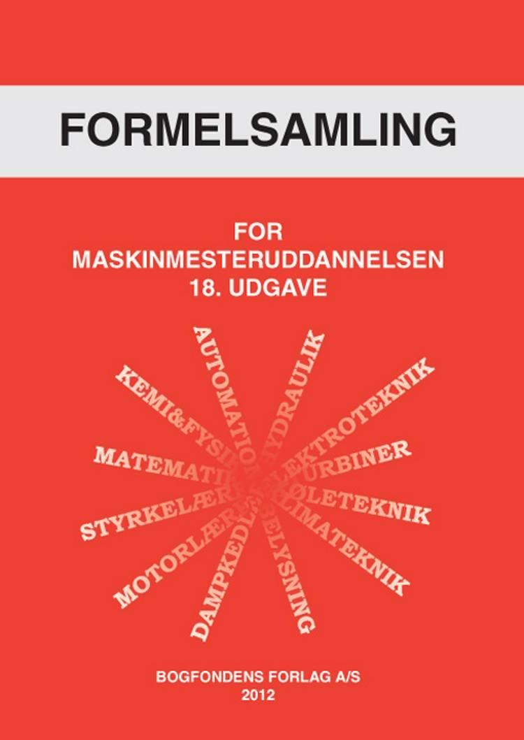 Formelsamling for maskinmesteruddannelsen af Henrik Andersen
