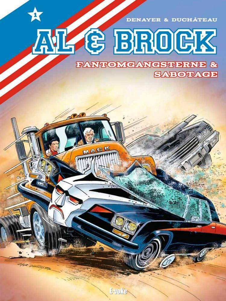 Al & Brock, 1 af André-Paul Duchâteau og Christian Denayer