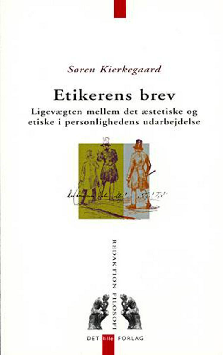 Etikerens brev af Henning Petersen og Søren Kierkegaard