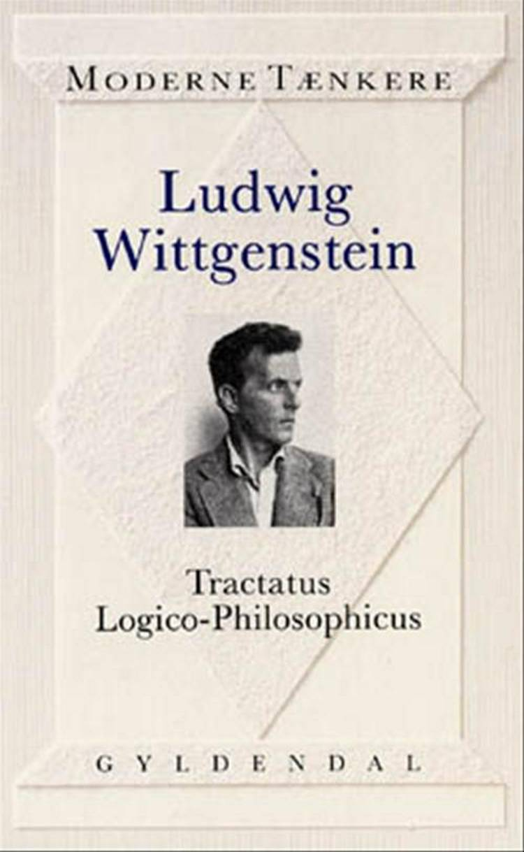Tractatus logico-philosophicus af Ludwig Wittgenstein
