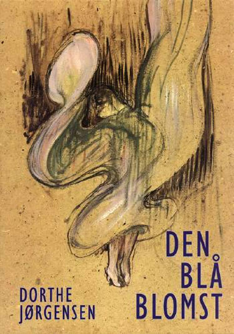 Den blå blomst og den pukkelryggede mandsling af Dorthe Jørgensen