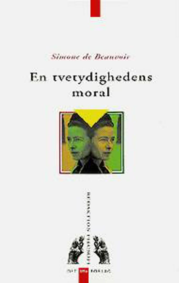 En tvetydighedens moral af Simone de Beauvoir
