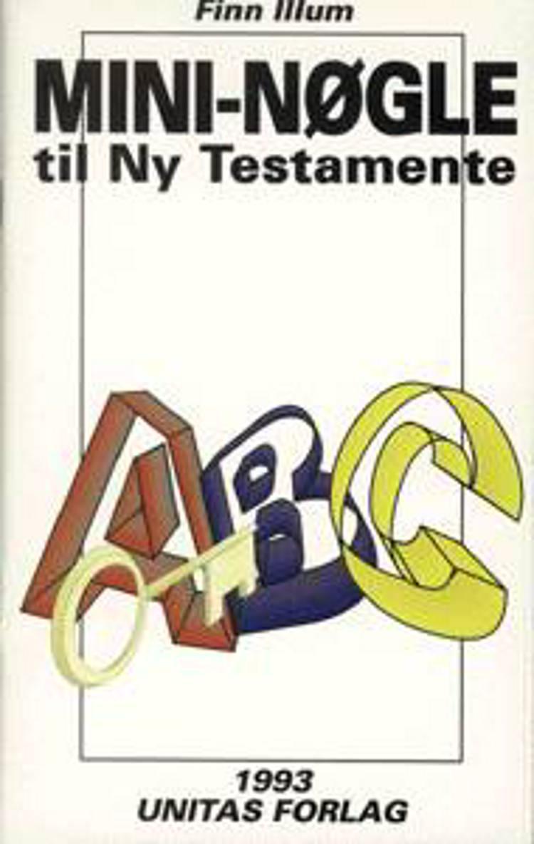 Mini-nøgle til Ny Testamente af Finn Illum