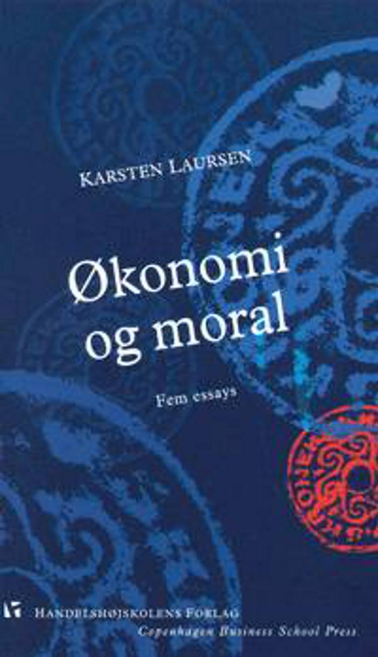 Økonomi og moral af Karsten Laursen