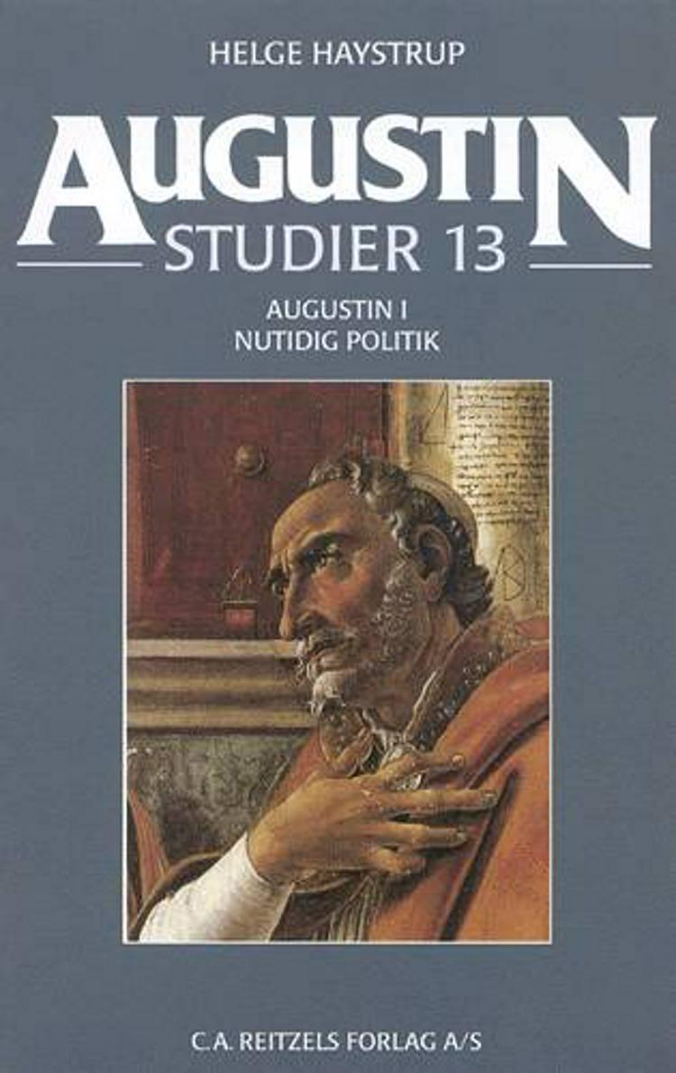 Augustin-studier 13 af Helge Haystrup