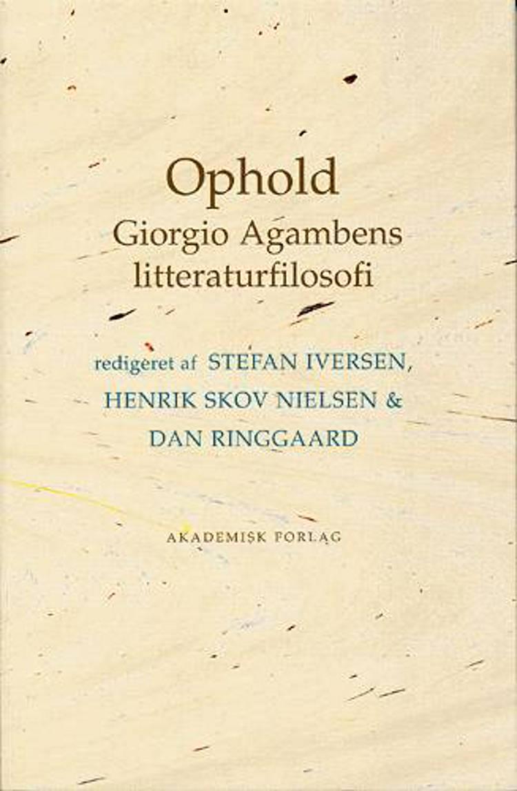 Ophold af Stefan Iversen, Henrik Skov Nielsen og Dan Ringgaard