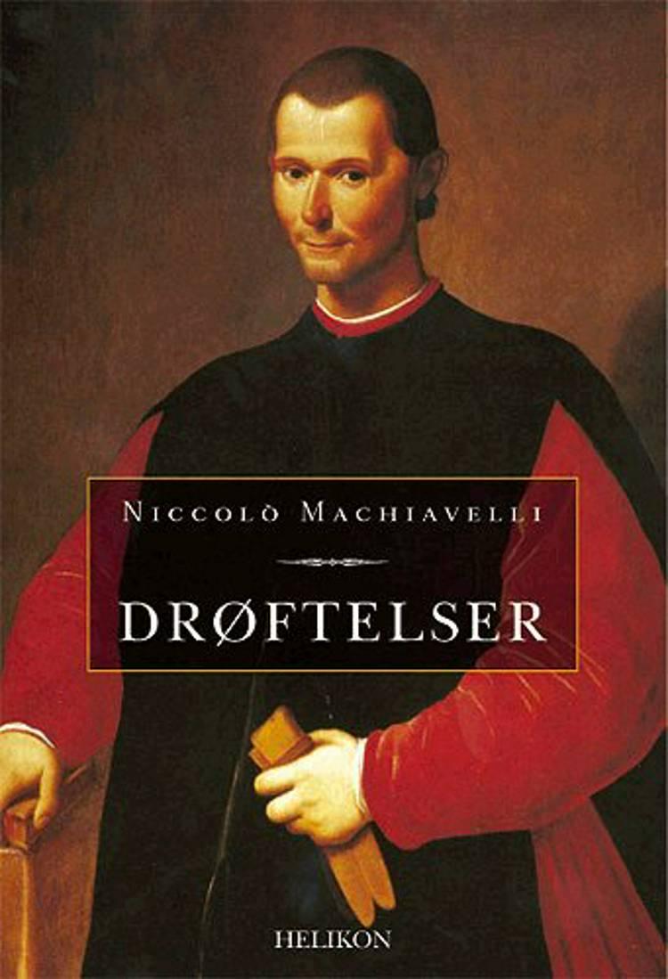 Drøftelser af de første ti bøger hos Titus Livius af Niccolò Machiavelli