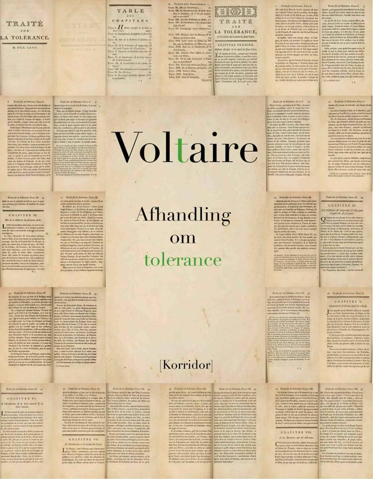 Afhandling om tolerance af Voltaire