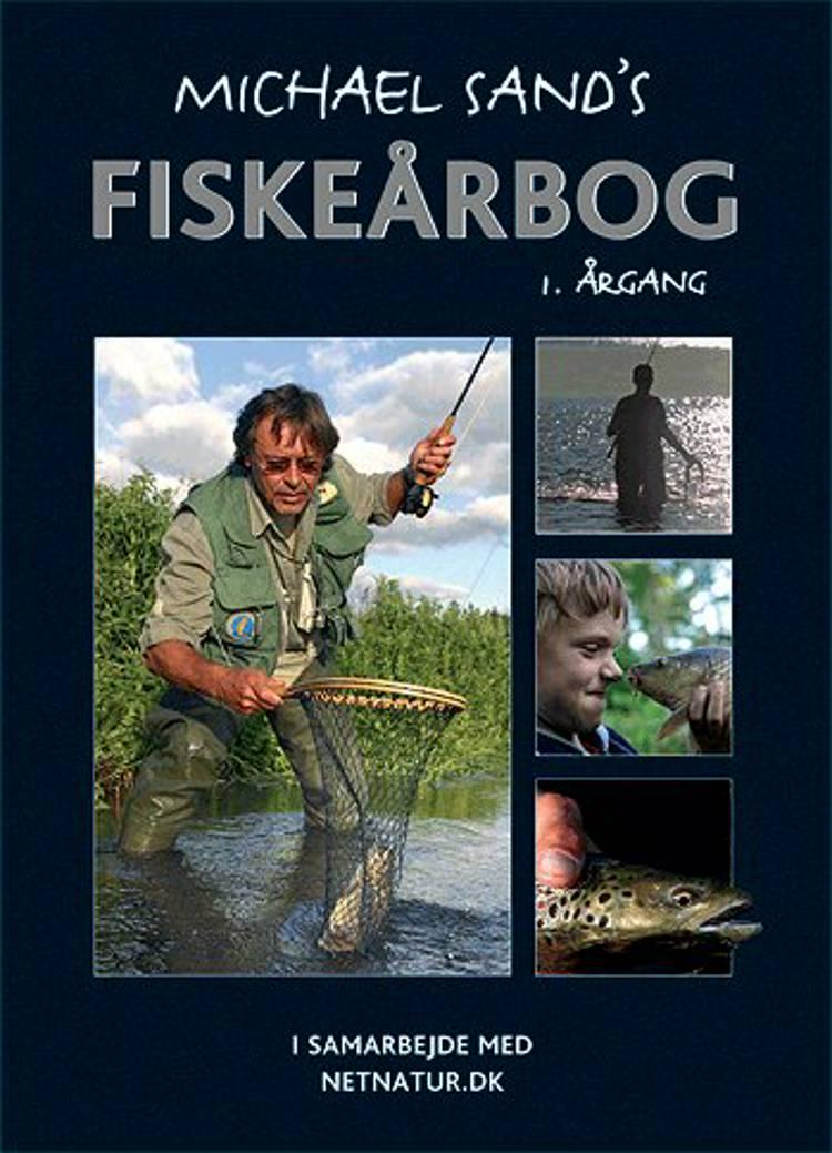 Fiskeårbogen af Martin Elmer, Michael Sand og Søren Ervig m.fl.