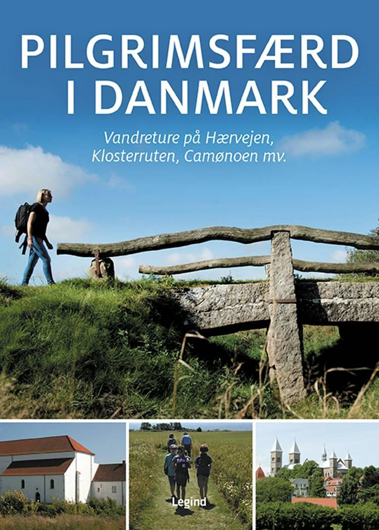 Pilgrimsfærd i Danmark af Jørgen Hansen