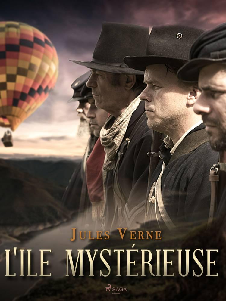 L'Ile mystérieuse af Jules Verne