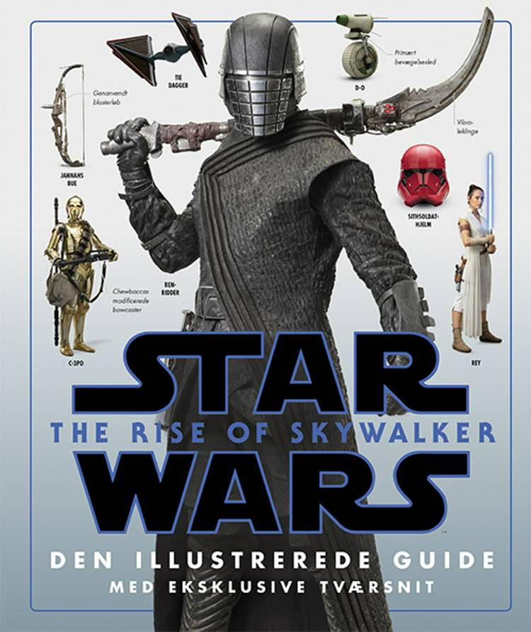 STAR WARS™ - The Rise of Skywalker - Den illustrerede guide